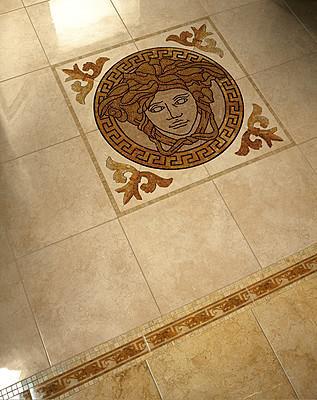 Palace di versace tile expert rivenditore di - Piastrelle bagno versace ...
