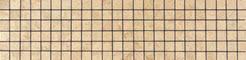 Versace Ceramics Palace 14651_Fas.MosaicoBeigeLev , Living room, Bathroom, Bedroom, Designer style style, Versace, Stone effect effect, Glazed porcelain stoneware, Ceramic Tile, floor, wall, Matte surface, non-rectified edge