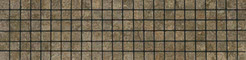 Versace Ceramics Palace 14654_Fas.MosaicoNeroLev. , Living room, Bathroom, Bedroom, Designer style style, Versace, Stone effect effect, Glazed porcelain stoneware, Ceramic Tile, floor, wall, Matte surface, non-rectified edge
