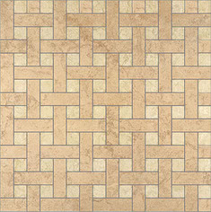 Versace Ceramics Palace 8762_Mos.Chest.oro.almond , Living room, Bathroom, Bedroom, Designer style style, Versace, Stone effect effect, Glazed porcelain stoneware, Ceramic Tile, floor, wall, Matte surface, non-rectified edge