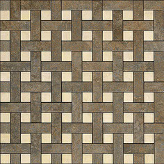 Versace Ceramics Palace 8763_Mos.Chest.nero.almond , Living room, Bathroom, Bedroom, Designer style style, Versace, Stone effect effect, Glazed porcelain stoneware, Ceramic Tile, floor, wall, Matte surface, non-rectified edge