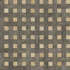 Versace Ceramics Palace 8764_Mos.Chest.neroOro , Living room, Bathroom, Bedroom, Designer style style, Versace, Stone effect effect, Glazed porcelain stoneware, Ceramic Tile, floor, wall, Matte surface, non-rectified edge