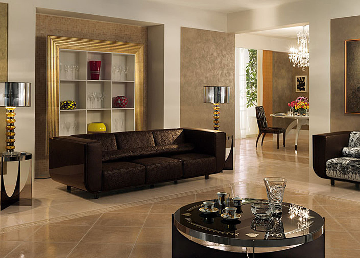 venere ceramic and porcelain tiles by versace tile