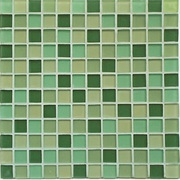 Vitrex Crystal-C 03300027_Green Frost Mix , Kitchen, wall, Glossy surface, Matte surface, non-rectified edge