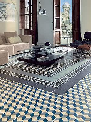 Vives Azulejos Y Gres 1900 1900 Vives 14 , Schlafzimmer, Wohnzimmer, Küche