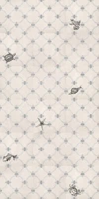 Vives 1900 Macaya Humo , Bedroom, Living room, Kitchen, Bathroom, Victorian style style, Patchwork style style, 3D effect effect, Faux encaustic tile effect, Glazed porcelain stoneware, Ceramic Tile, wall & floor, Matte surface, Non-rectified edge