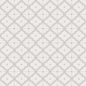 Vives Maori Ladakhi Gris , Kitchen, Bathroom, Faux encaustic tile effect, PEI III, Glazed porcelain stoneware, wall & floor, Matte surface, non-rectified edge