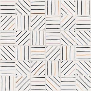 Vives Maori Tiebeli , Kitchen, Bathroom, Faux encaustic tile effect, PEI III, Glazed porcelain stoneware, wall & floor, Matte surface, non-rectified edge