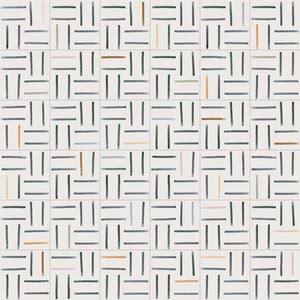 Vives Maori Banna , Kitchen, Bathroom, Faux encaustic tile effect, PEI III, Glazed porcelain stoneware, wall & floor, Matte surface, non-rectified edge