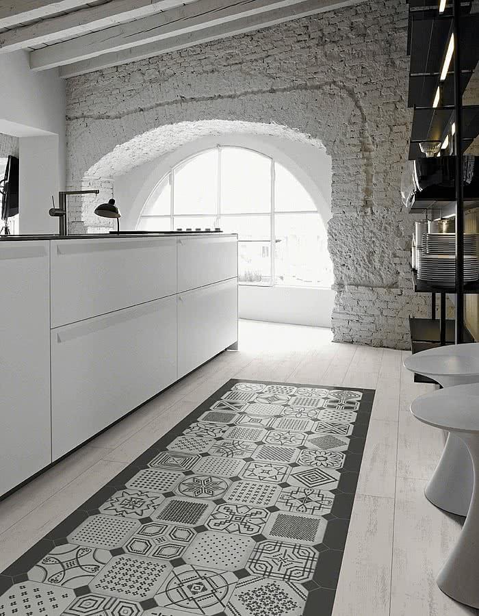 Vodevil Vives 8, Stil Stil Viktorianisch , Stil Stil Patchwork, Küche,